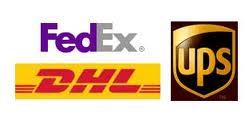 FedEx UPS DHL