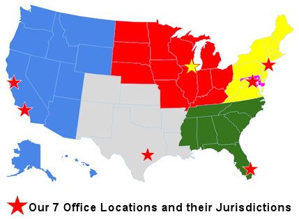 State Jurisdictions