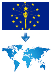 Apostille Indiana